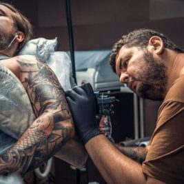 Tattoo Pain - Tattoo Pain Relief - How to Relieve Tattoo Pain