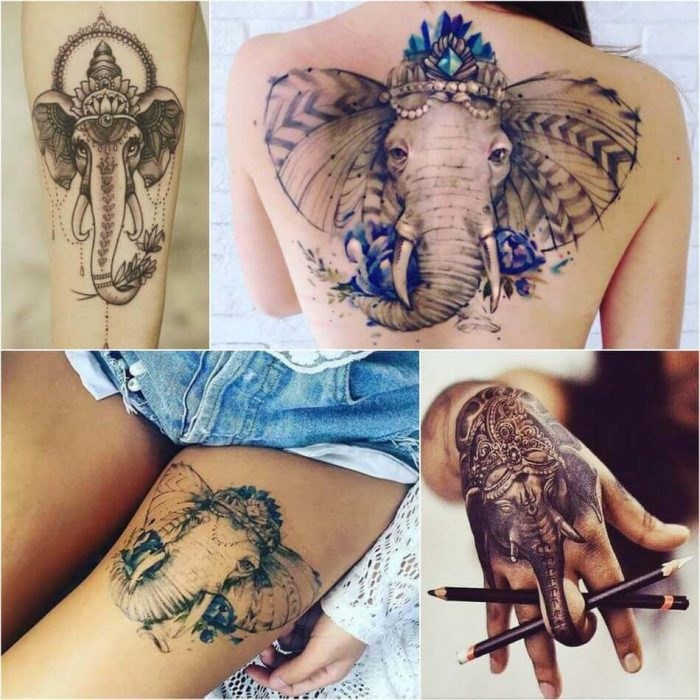 Elephant Tattoo - Elephant Tattoo Meaning - Elephant Tattoo Ideas