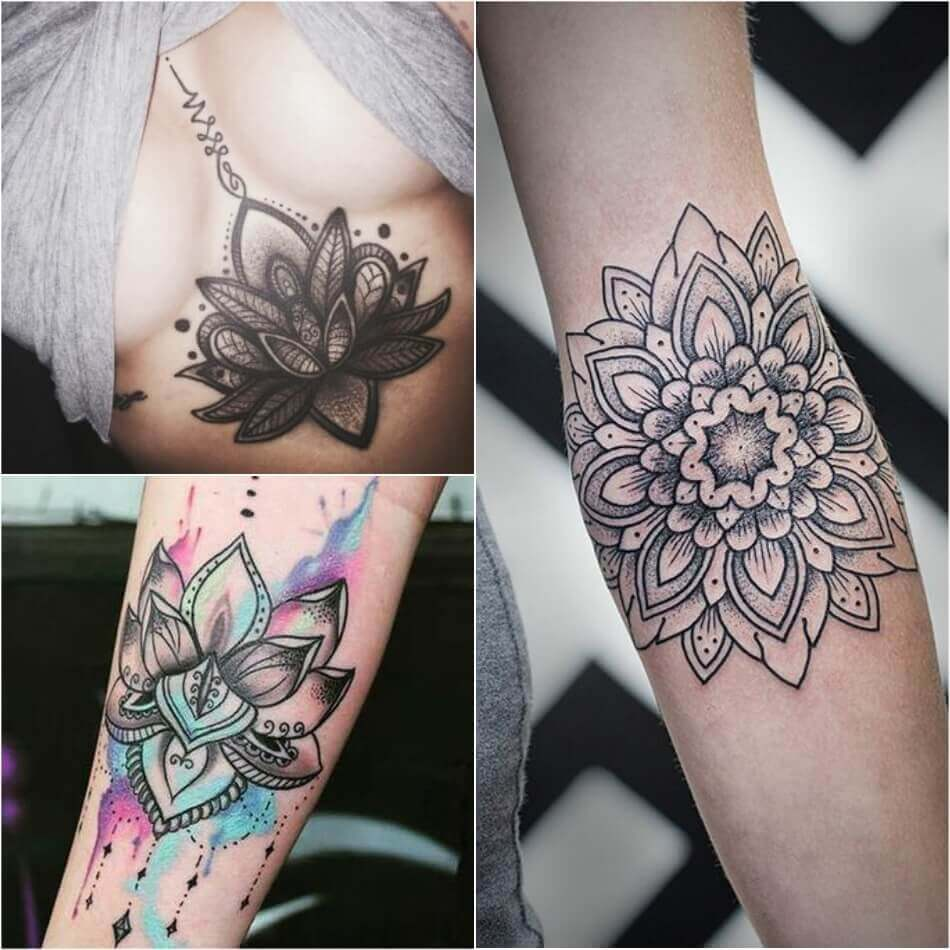 Lotus flower tattoo female lotus tattoos designs with meaning lotus mandala tattoo lotus tattoo meaning lotus tattoo ideas lotus tattoo designs izmirmasajfo