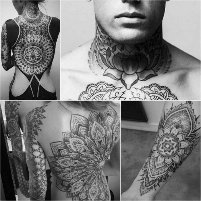 Lotus Tattoo - Lotus Tattoo Meaning - Lotus Tattoo Ideas - Lotus Tattoo Designs