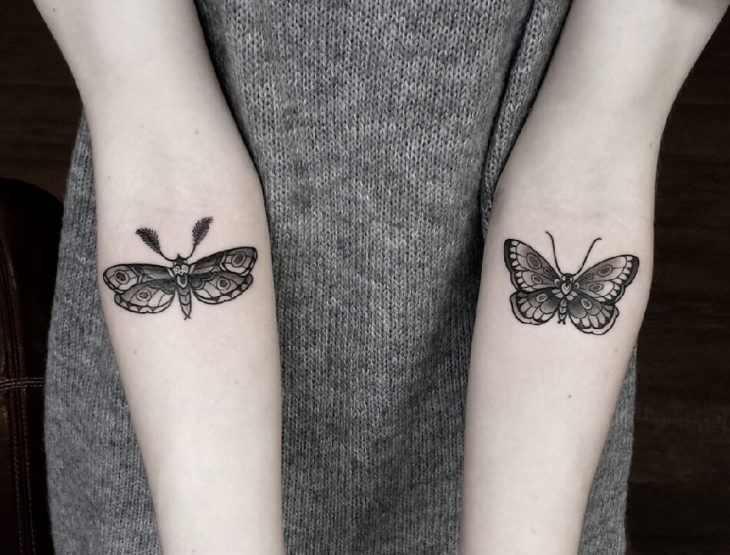 Something is. idea butterfly tattoo agree