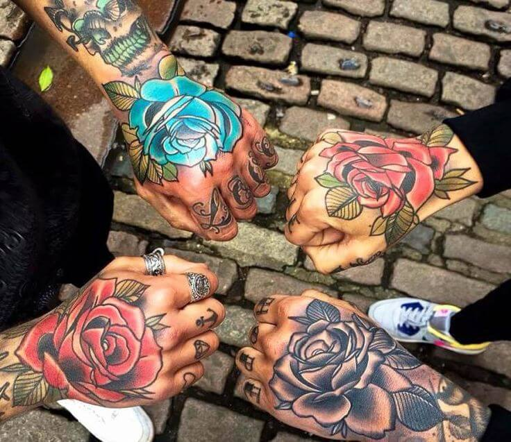 Color Tattoos How To Keep Your Color Tattoos Looking Really Bright And Crisp