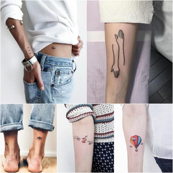 Where To Get a Tattoo - Discreet places to get tattoos - hidden tattoo placement