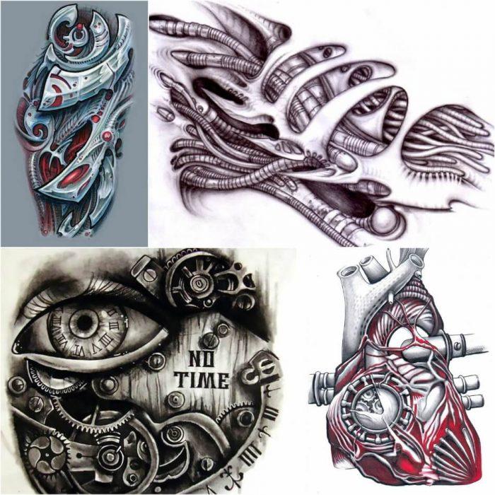 biomechanical tattoo drawings - biomechanical tattoo - 3d biomechanical tattoos