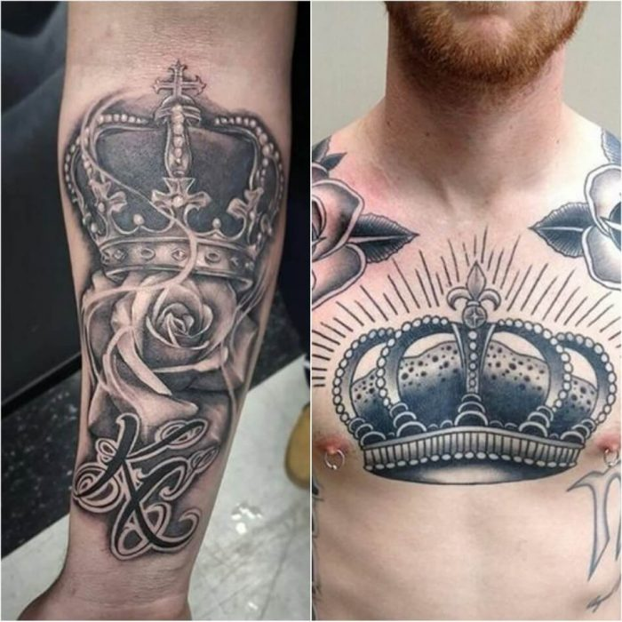 crown tattoos for guys - crown tattoo - king crown tattoo
