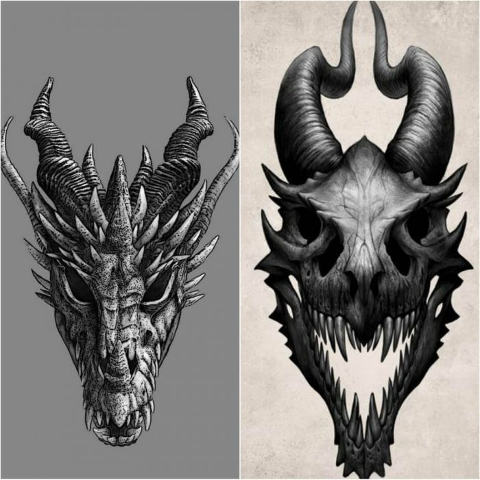 dragon tattoos - dragon tattoos designs - dragon tattoos meaning