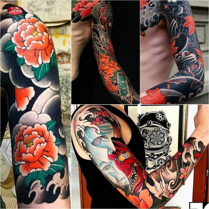 japanese tattoos - japanese tattoos for men - japanese tattoos sleeve