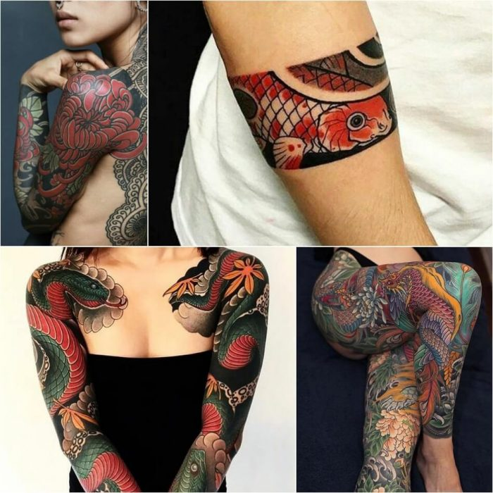 japanese tattoos - japanese tattoos for women - japanese tattoos meanings