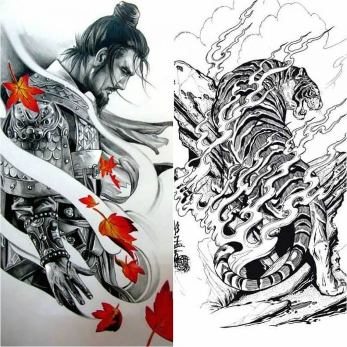 japanese tattoos - japanese tattoos sketches - japanese tattoos meanings