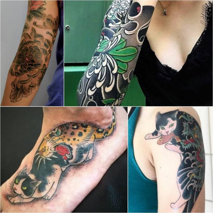 japanese tattoos - small japanese tattoos - japanese tattoos meanings