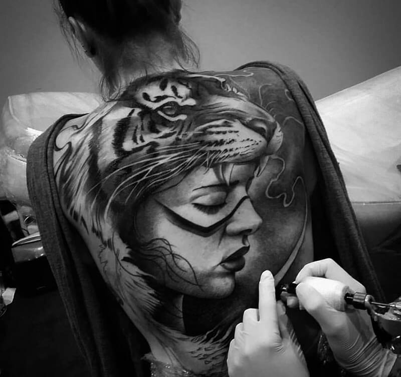 realism tattoos black and grey - realism tattoo ideas - tattoo realism