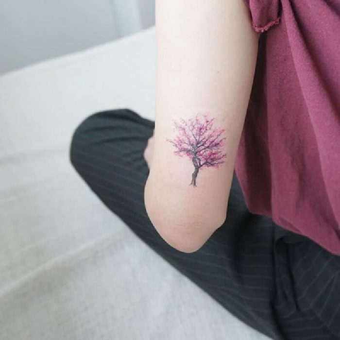tree tattoos - tree tattoos meaning - tree tattoos on arm