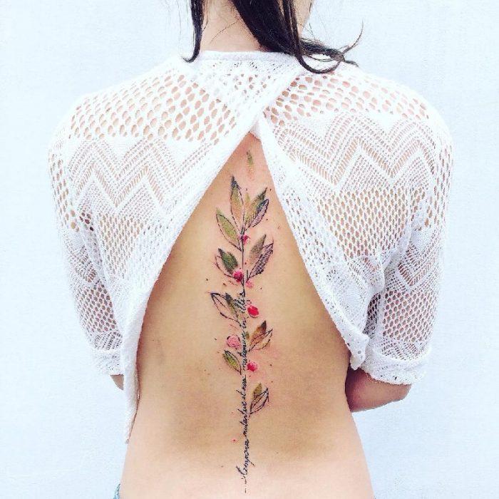 tree tattoos - tree tattoos meaning - tree tattoos on back