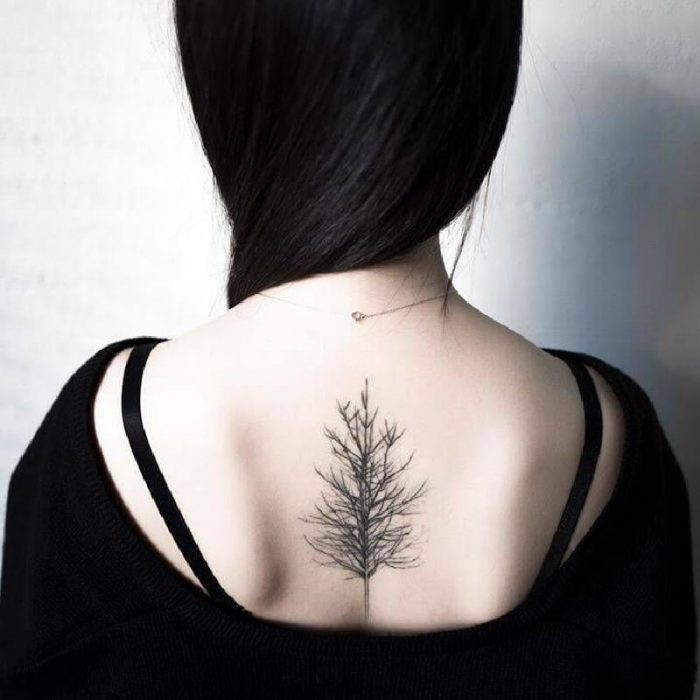 tree tattoos - tree tattoos meaning - tree tattoos on back