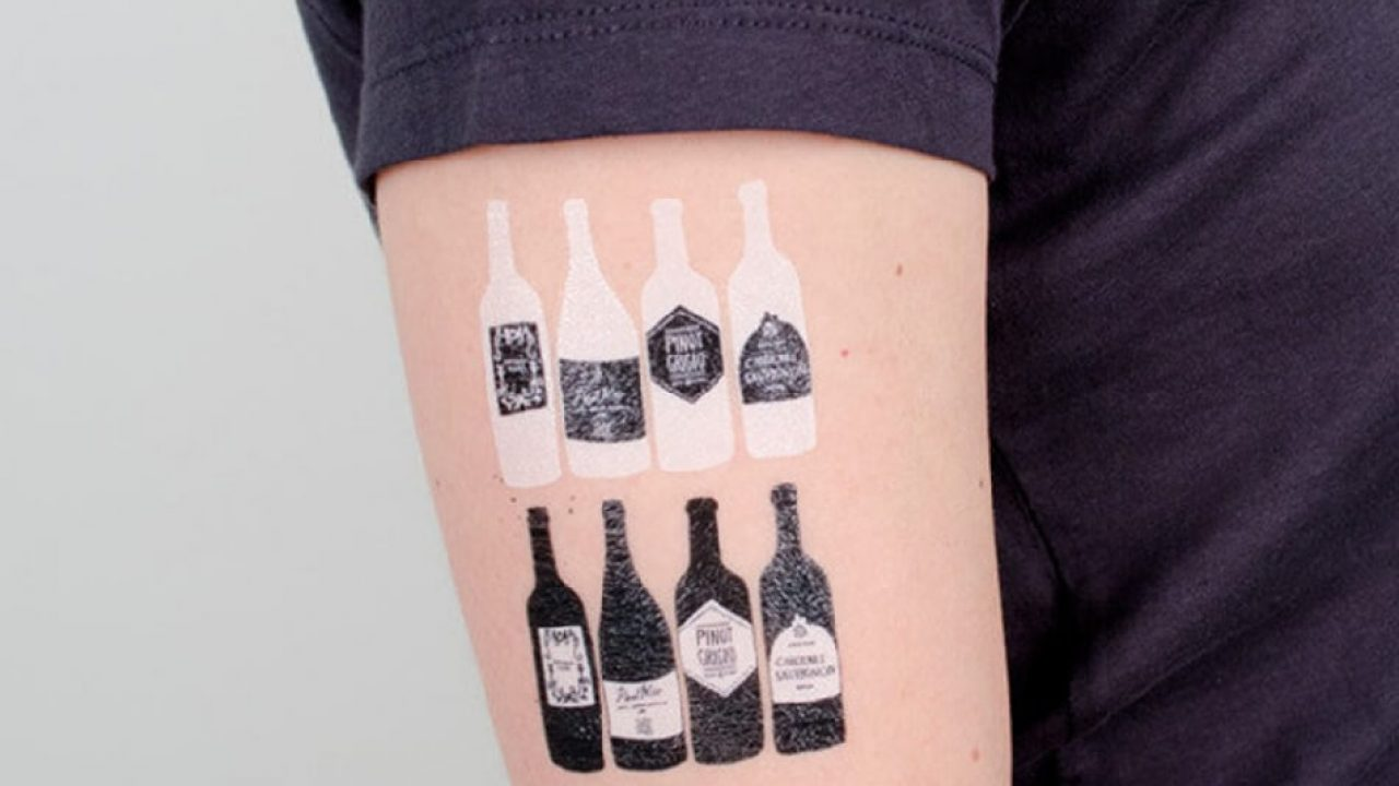Stunning Tattoos For Bartenders Best Cocktail Drink