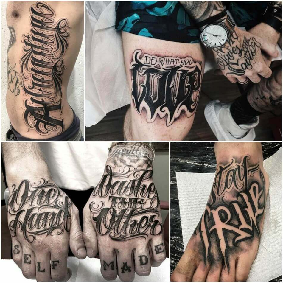 quote tattoos for guys - tattoo lettering styles - meaningful tattoo quotes