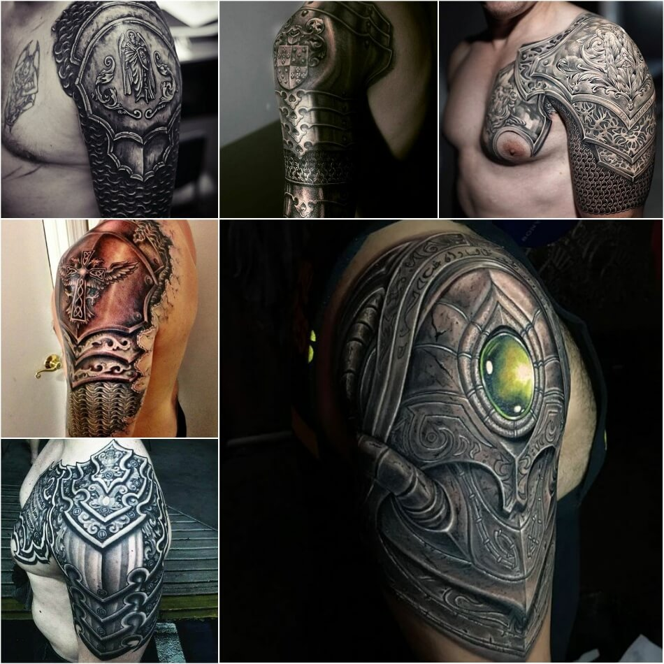 shoulder tattoos - shoulder tattoos for men - tattoo on shoulder