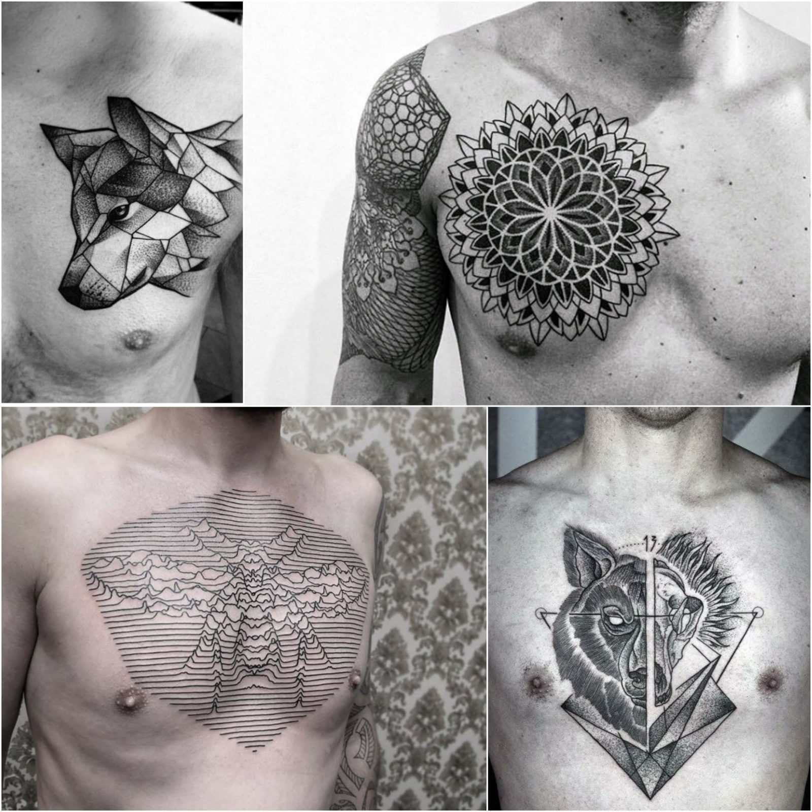 100+ Best Chest Tattoos For Men