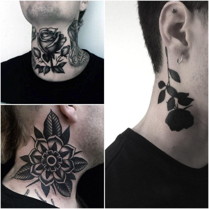 Best Neck Tattoo Ideas For Men Positivefox Com