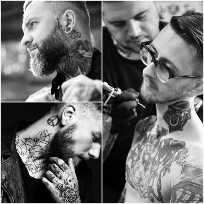 Best Neck Tattoo Ideas For Men
