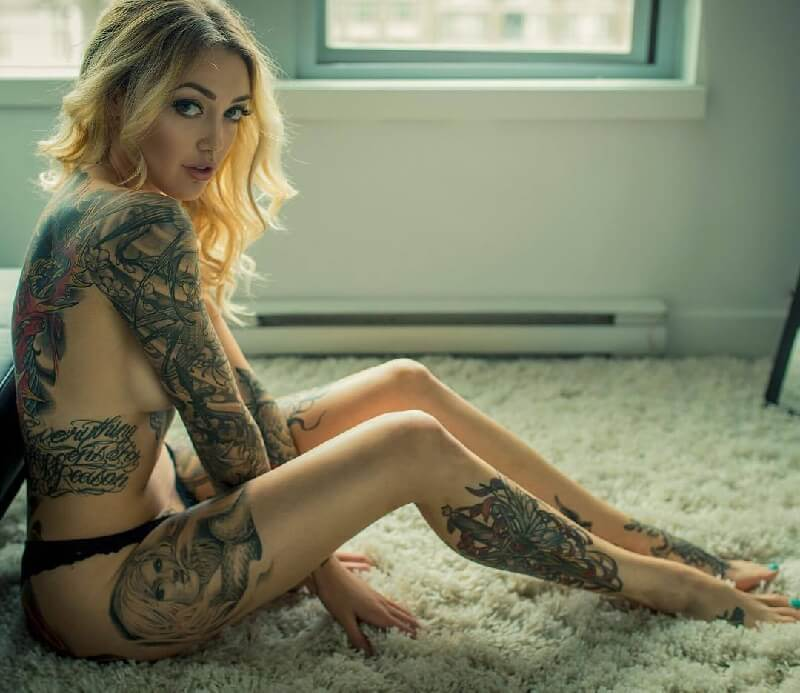 women tattoos - sexy women tattoos - women tattoo ideas