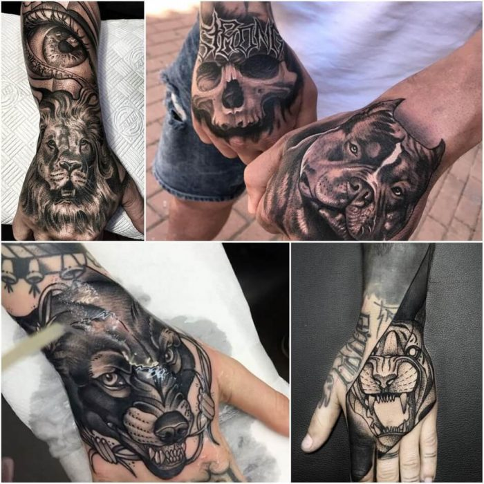 Best Hand Tattoo Ideas For Men Inked Guys Positivefoxcom