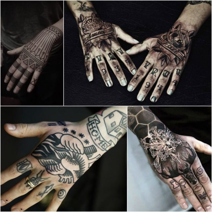 Best Hand Tattoo Ideas For Men - Inked Guys