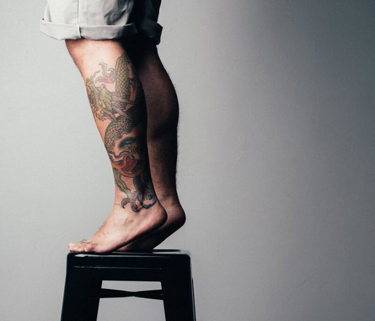 leg tattoos - leg tattoos for guys - leg tattoos designs