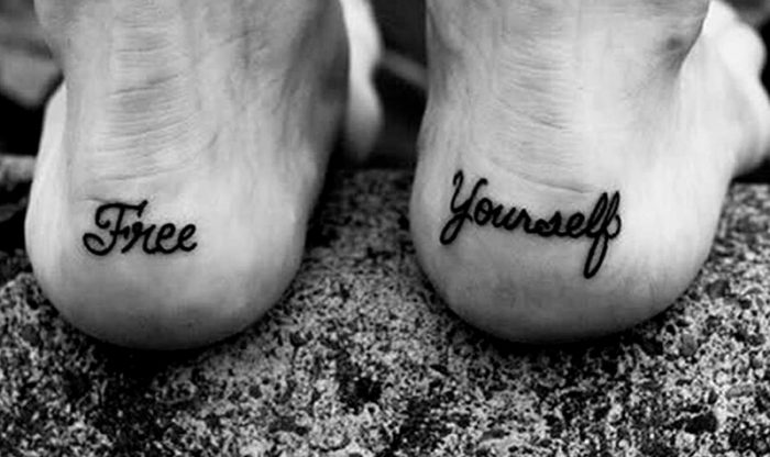 leg tattoos - leg tattoos for guys - small leg tattoos