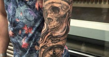 sleeve tattoos for men - sleeve tattoos - full sleeve tattoo