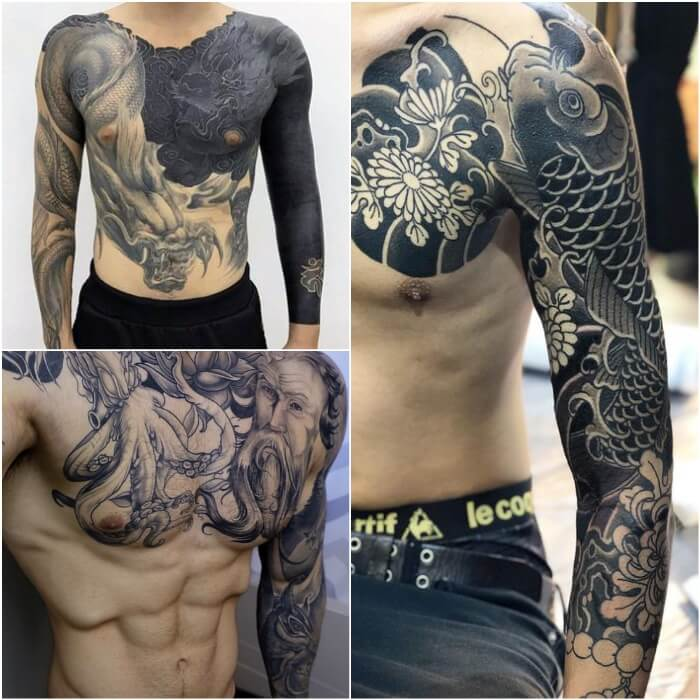 Sleeve Tattoo Image: Best Sleeve Tattoo Ideas And Designs