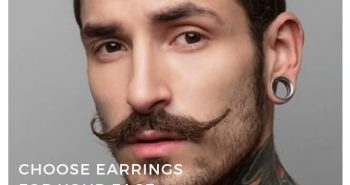 mens earrings - earrings for men - buy men earrings