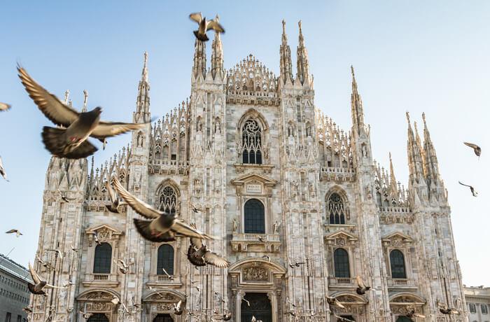 Duomo di Milano-gothic architecture - architecture