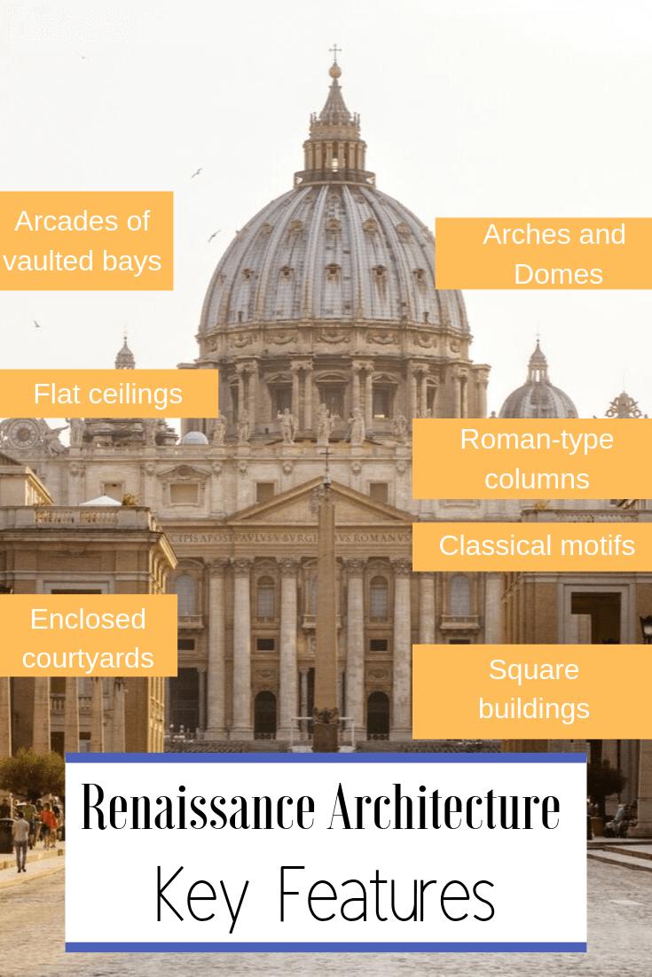 Renaissance Architecture - architecture - renaissance