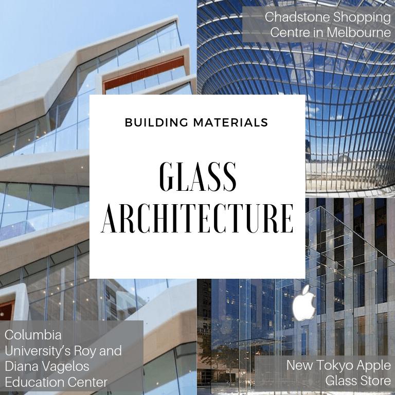 architectural style - architecture - glass architecture