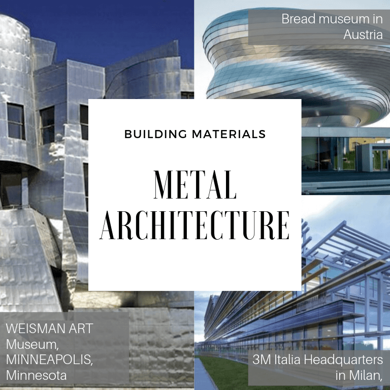 architectural style - architecture - metal architecture