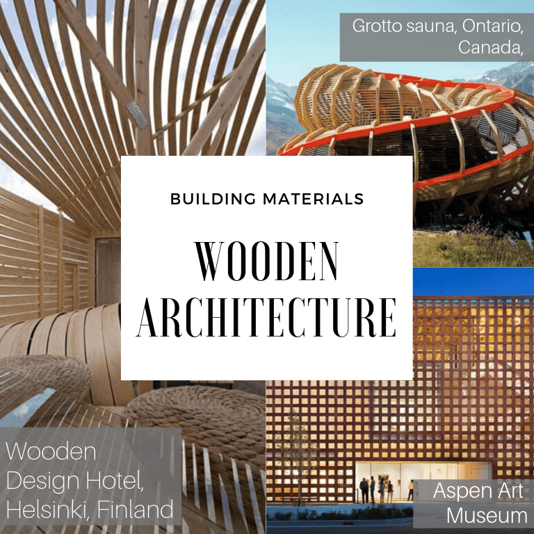 architectural style - architecture - wooden architecture
