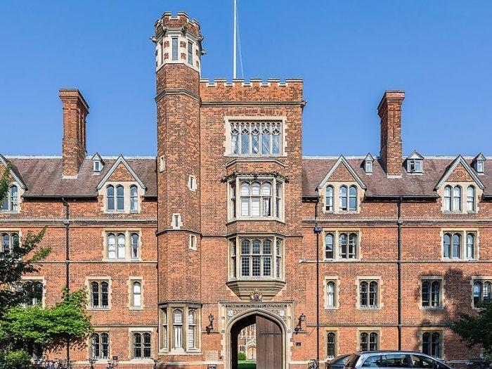 architecture - victorian architecture - University of Cambridge