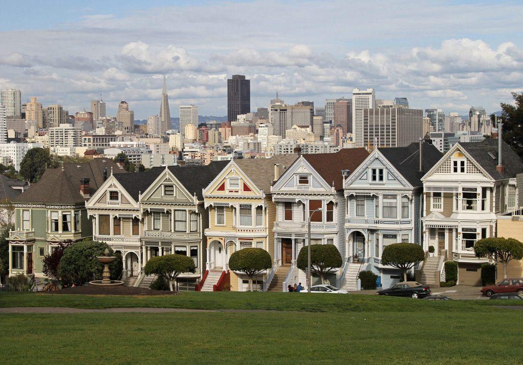 victorian architecture San Francisco - victorian architecture - architectural styles