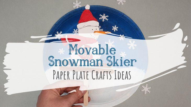 craft ideas - christmas crafts - snowman craft ideas