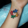 Autism Tattoo Meaning - Autism Tattoo Ideas - Autism Tattoos
