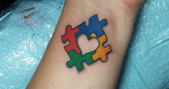 Autism Tattoo Meaning - Autism Tattoo Ideas - Autism Tattoos