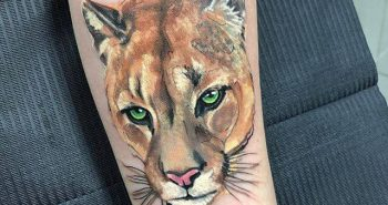 puma tattoo ideas - puma tattoos - puma tattoo meaning