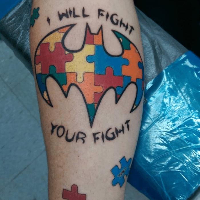 Autism Tattoo Meaning - Autism Tattoo Ideas - Autism Tattoo